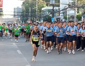 Philippine National Police- Milo Marathon