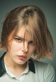 Get Right Cut For Hair Type. Cute Short Hairstyles For Women. Short Hair Styling Mistakes Avoid. Gir poster