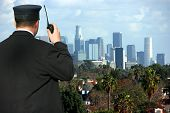 Agent Videoüberwachung in Los angeles