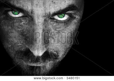 Evil Face