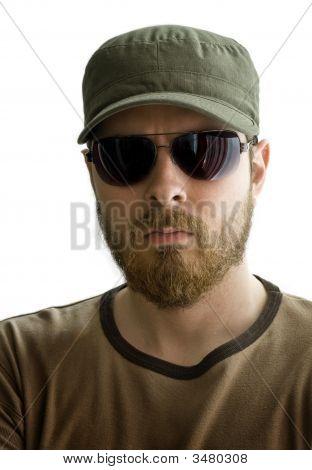 Tough Bearded Guy