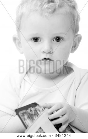 Toddler Portrait