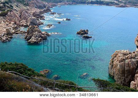 Costa Paradiso Sea