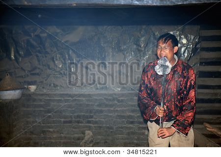 Naxi Hot Plate Ritual