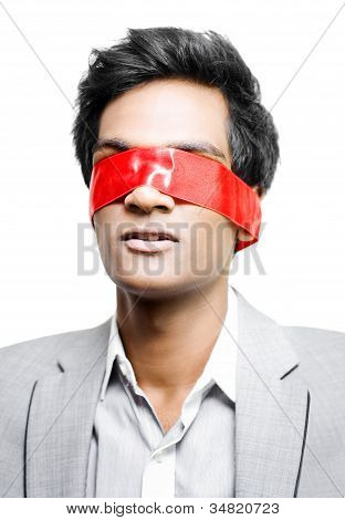 Blinded By Red Tape Or Held To Ransom