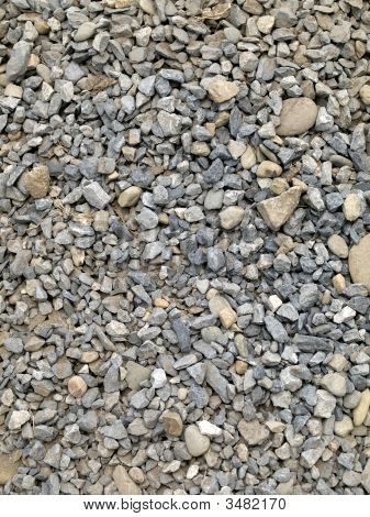 Gravel Closeup