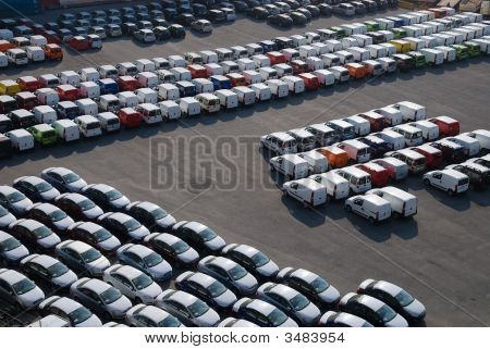Field Of Cars 4