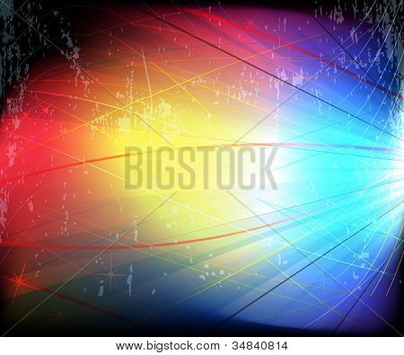 Abstract Spectral Background