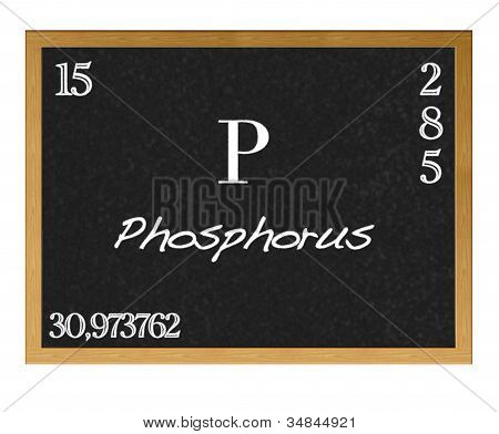 Phosphorus.