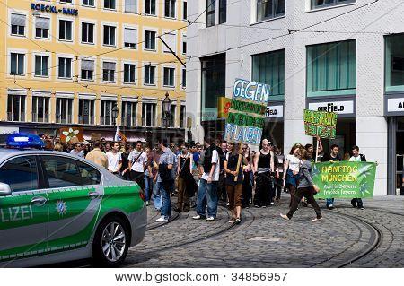 Cannabis Rally