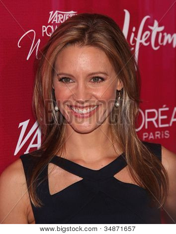 LOS ANGELES - SEP 23:  KaDee Strickland arrives to the Varietys 2011 Power of Women  on September 23, 2011 in Beverly Hills, CA