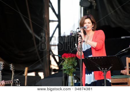 Margo Timmins of the Cowboy Junkies