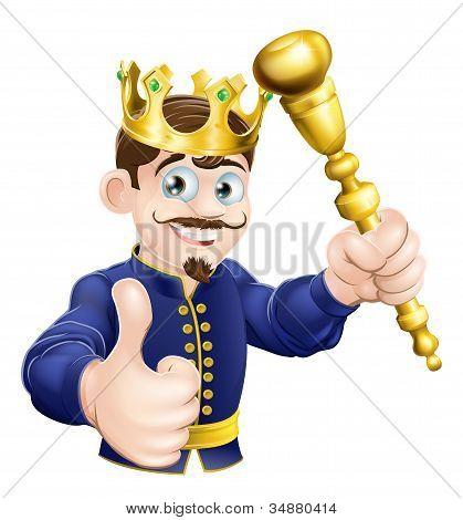 Rey de la historieta