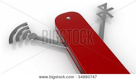 Concept Of Wireless Communication Technologies
