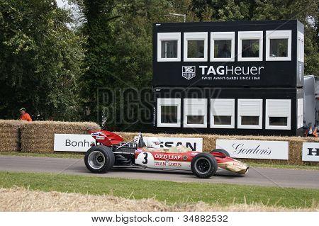 1970 Lotus Cosworth 72