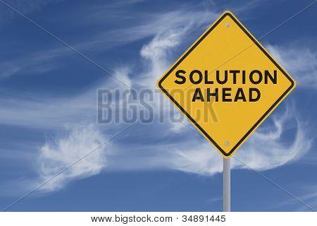 Solution Ahead