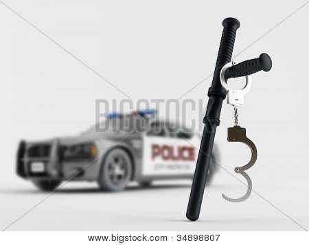 Police Special Equipment