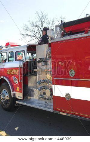 Resgate de incêndio