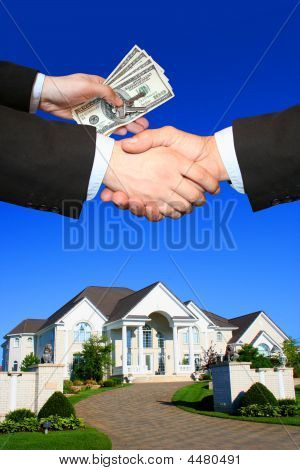 House, Hands And Money