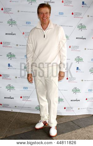 LOS ANGELES - APR 15:  Jack Wagner at the Jack Wagner Celebrity Golf Tournament benefitting the Leukemia & Lymphoma Society at the Lakeside Golf Club on April 15, 2013 in Toluca Lake, CA