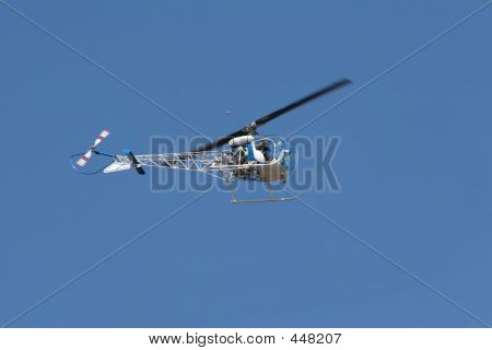 Helicopter Photographer