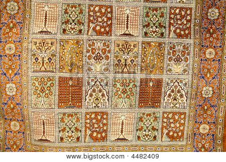 Famous Persian (iranian) Hand-made Carpets And Rugs