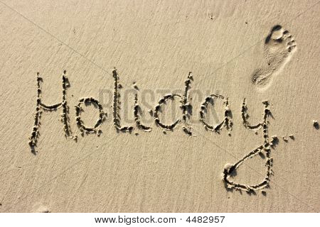 Holiday On Sand