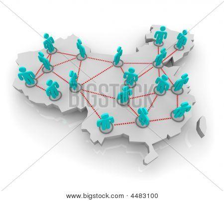China Social Network