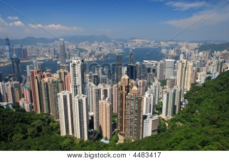 Hong Kong View