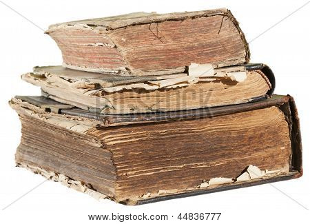 Isolated Old Books
