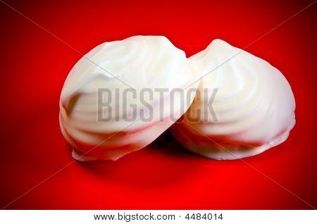 Marshmallow Zephyr Cakes