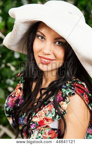 Cute Colorful Portrait
