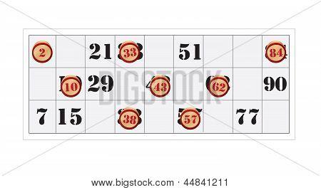 bingo number