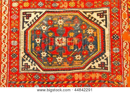 Traditional Turkish Carpet