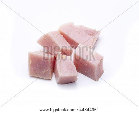 Quadrate Ham