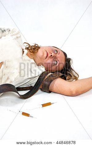 The Addict Overdose