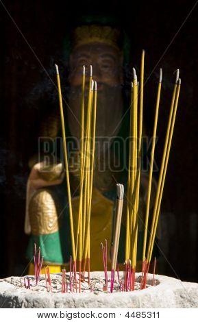 Ancient Smoke Sticks