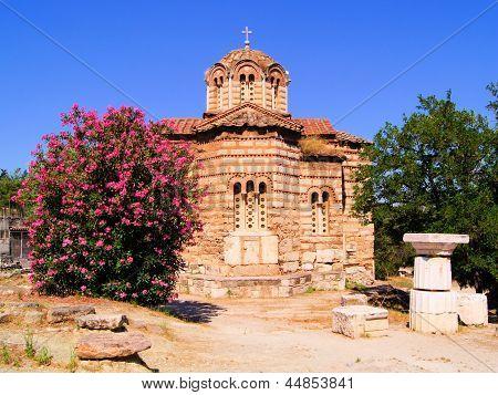 Athens church