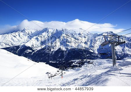 Ski Chair-lift