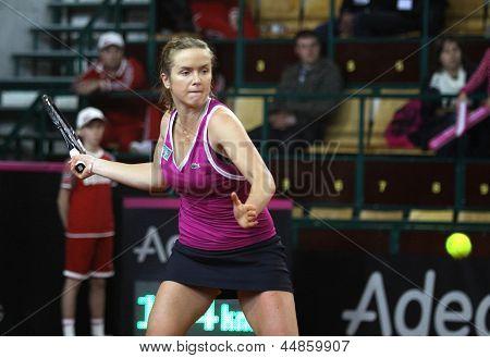 Fedcup Tennis Game Ukraine Vs Canada