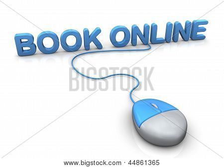 Book Online Mouse