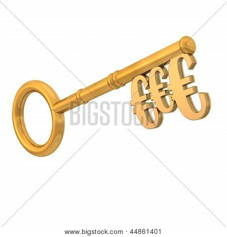 Golden Key Euros