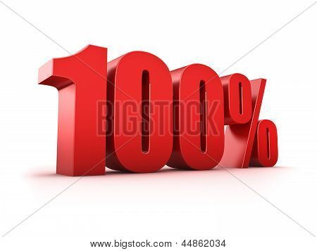 100 Por cento