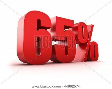 65 Por cento