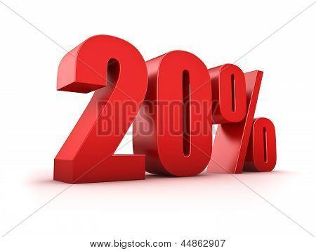 20 Por cento