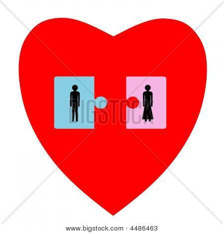 Couple In Heart