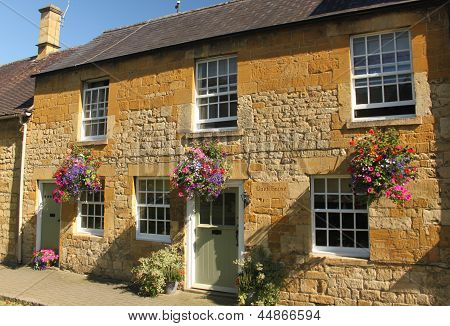 Beautiful cottages in Chipping Campden