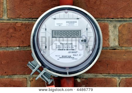 Hydro Power Meter