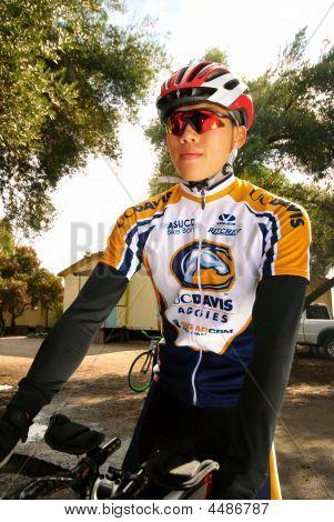 Uc Davis Cyclist