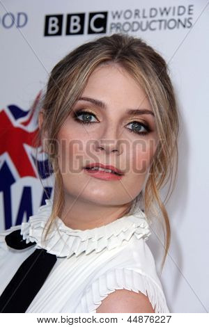 "LOS ANGELES - APR 23:  Mischa Barton arrives at the 7th Annual BritWeek Festival ""A Salute To Old Hollywood"" at the British Consul General's Residence on April 23, 2013 in Los Angeles, CA"